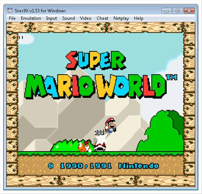 snes emulators