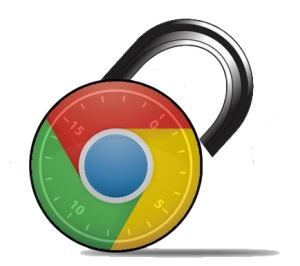 lock chrome