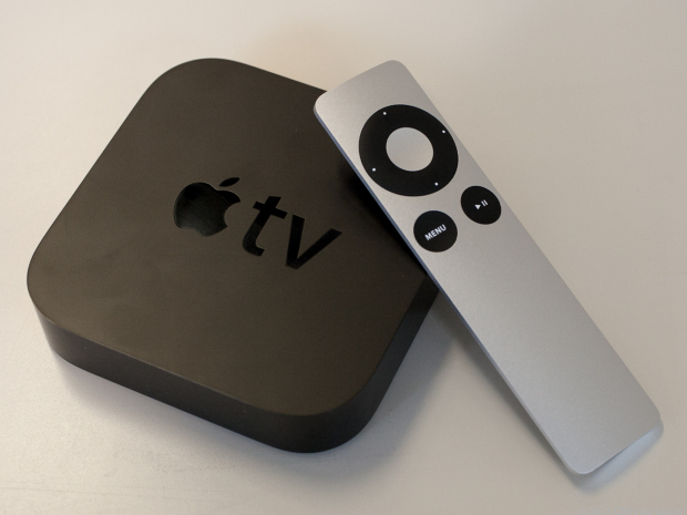 My Apple TV won't turn on
