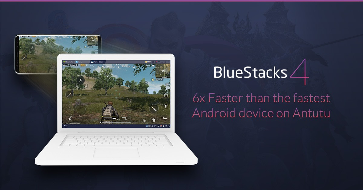 download bluestacks 4