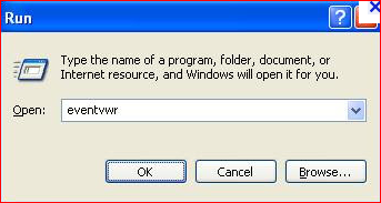 Event viewer command prompt