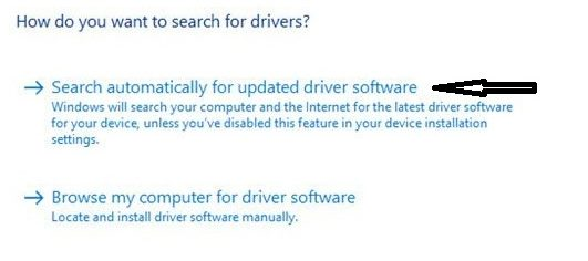 update driver automatically