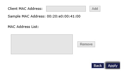 enter mac address myfiosgateway