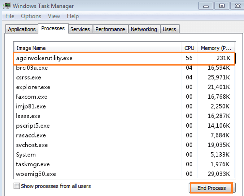 Disable Adobe GC Invoker Utility