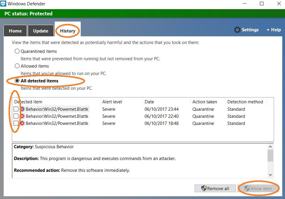 download failed virus detected chrome