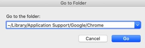 remove chrome files