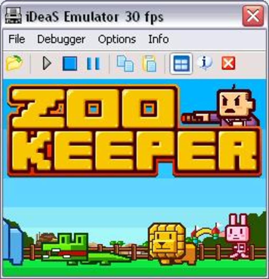 IDeas Emulator