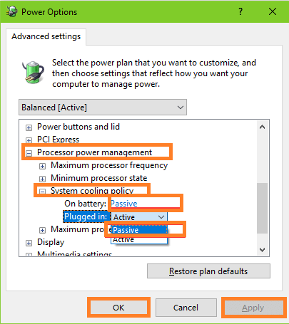 Make use of System Settings