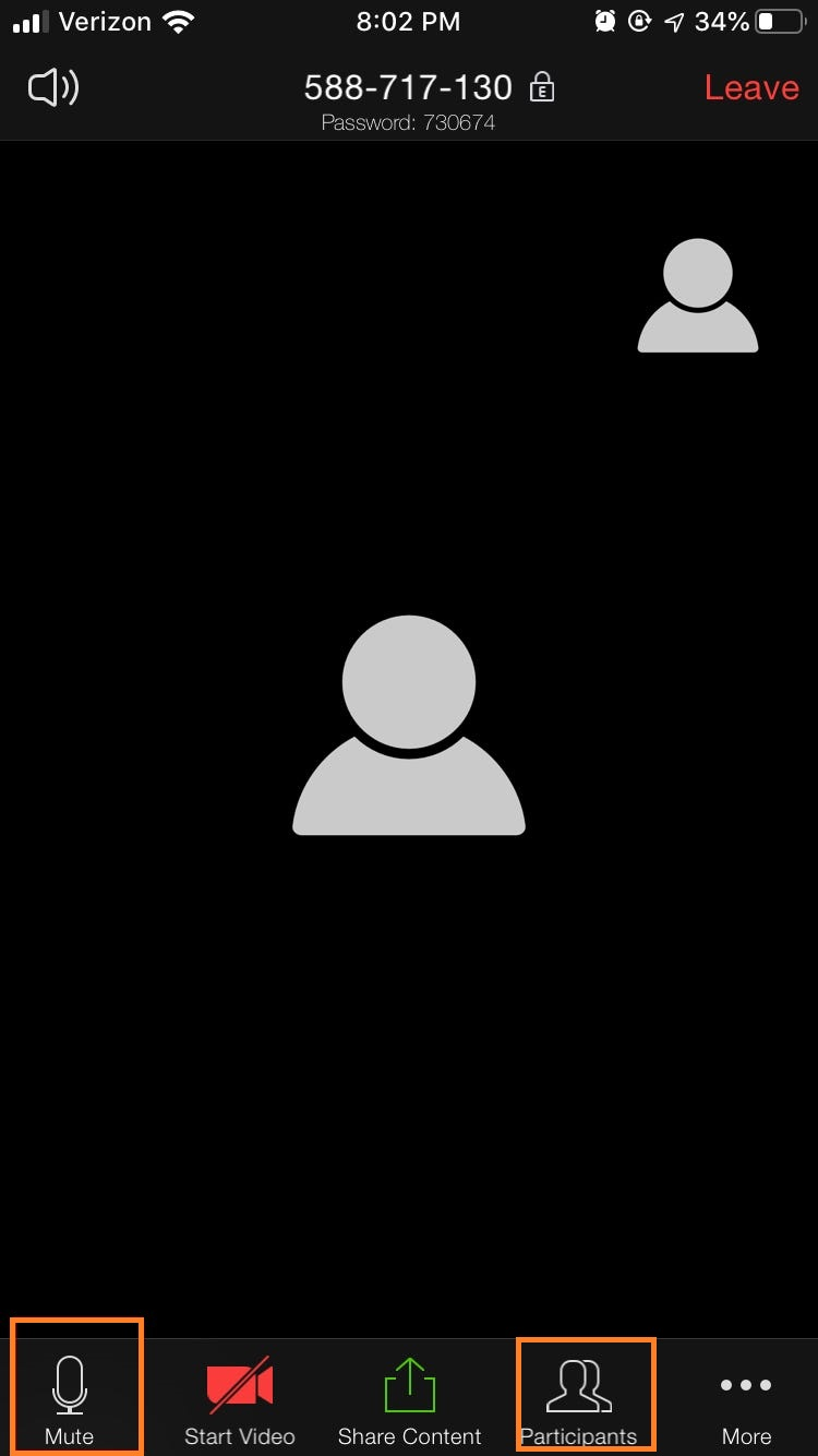 Tap on Microphone icon