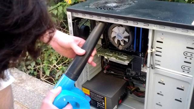 cpu air blower