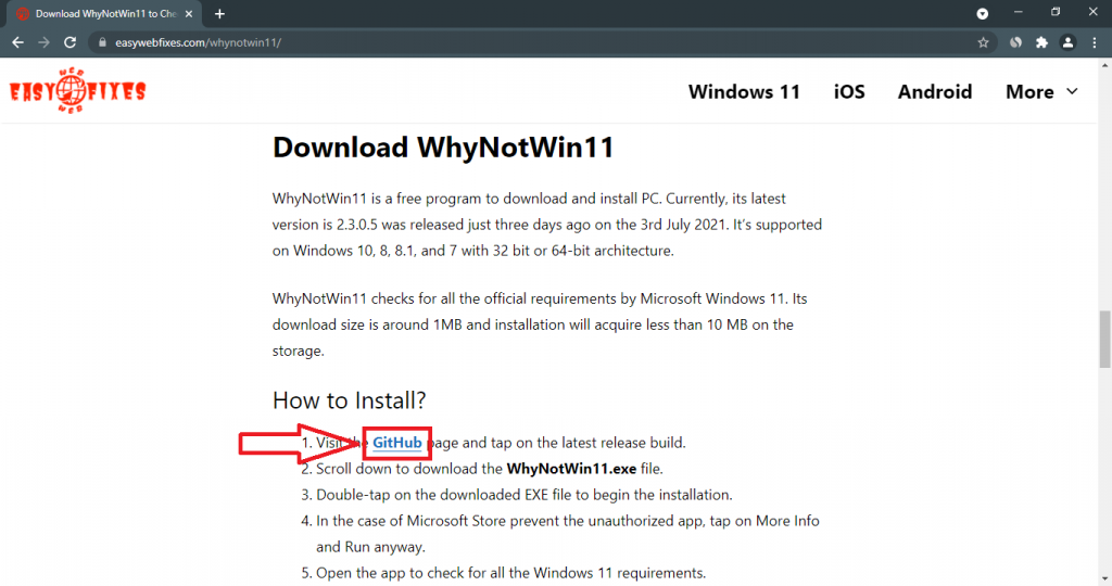 whynotwin11 github download