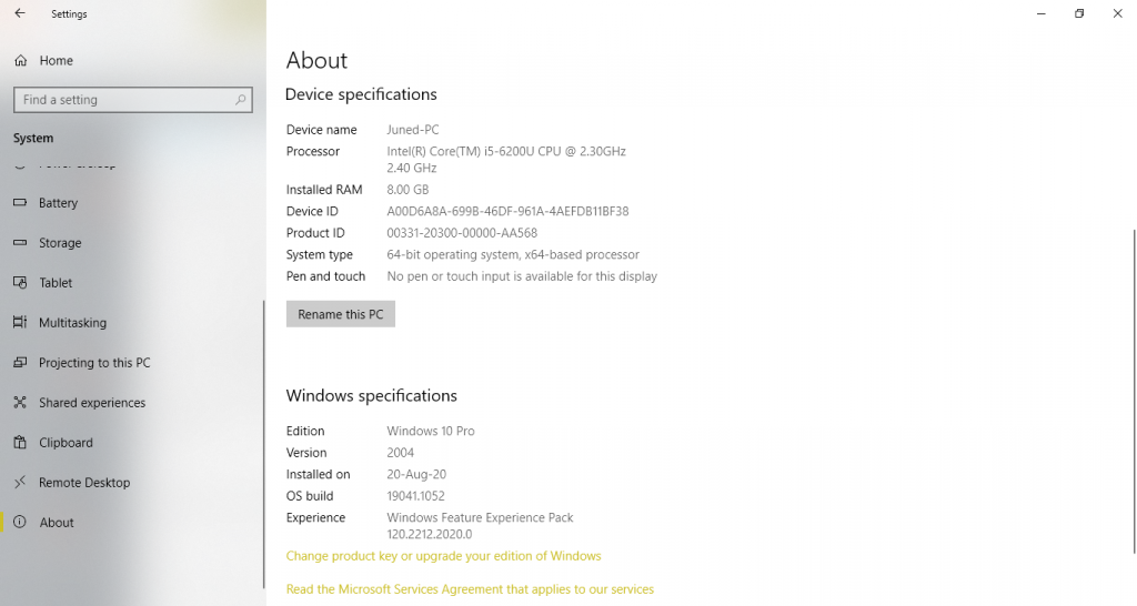 windows 10 version required for windows 11