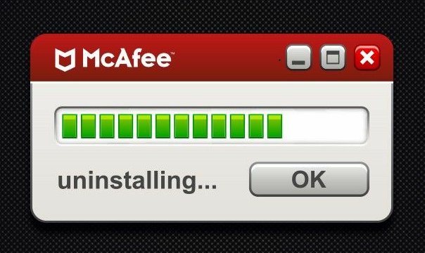 Completely Remove McAfee from Windows 10
