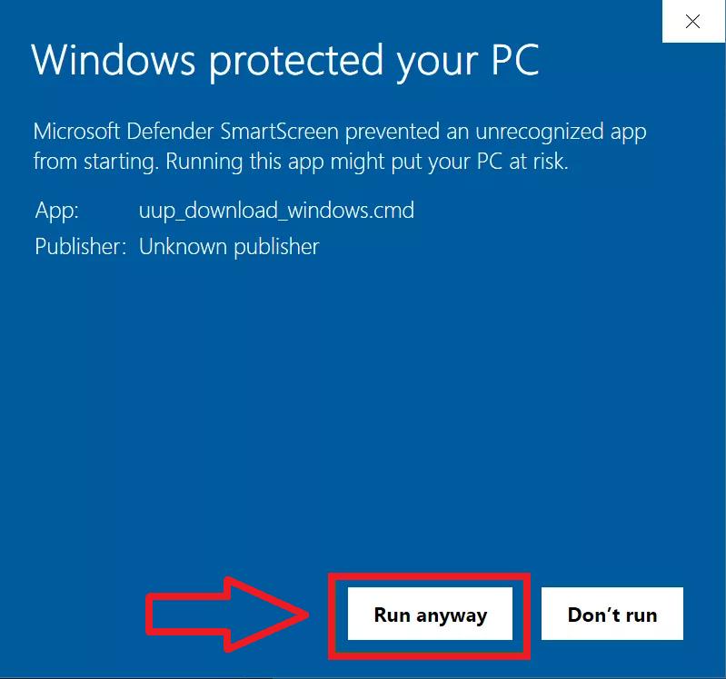 uup_download_windows cmd run anyway