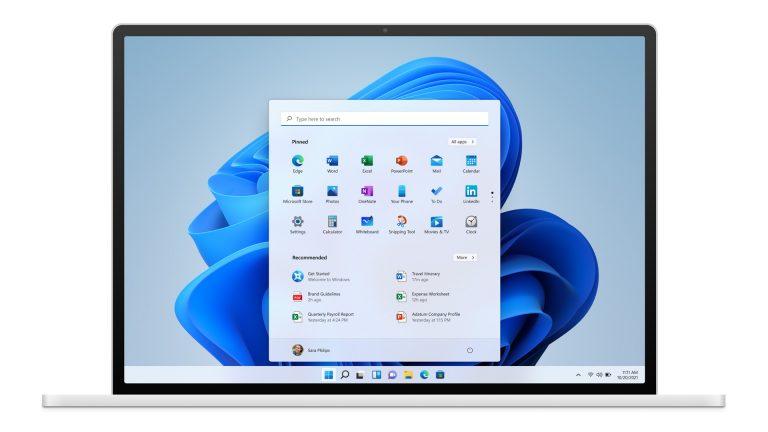 windows 11 laptop