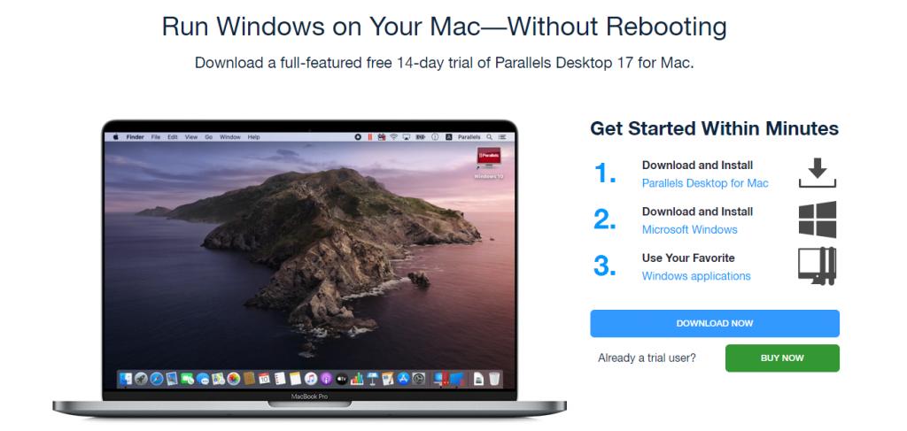download parallels mac