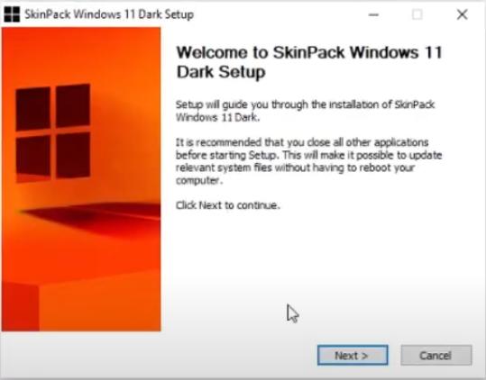 windows 11 skinpack